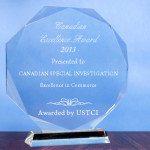 Private investigation award