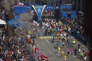 VIDEO SURVEILLANCE IN THE BOSTON MARATHON BOMBING INVESTIGATION