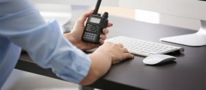 Private Investigators Using Long Range Two-Way Radios For Team Surveillance